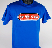 T-SHIRT - ROYAL BLUE, LOGO