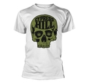 CYPRESS HILL - T-SHIRT, SKULL LOGO