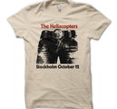 HELLACOPTERS - T-SHIRT, STHLM OCTOBER 12