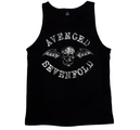 AVENGED SEVENFOLD - TANK TOP, DEATH BAT