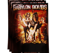 BABYLON BOMBS - POSTER PACK