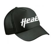 H.E.A.T - TRUCKER CAP, LOGO
