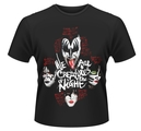 KISS - T-SHIRT, CREATURES