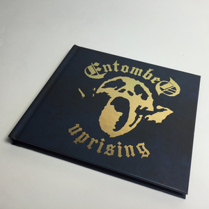 ENTOMBED - UPRISING (CD)
