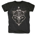 IN FLAMES - T-SHIRT, JESTERHEAD BONES