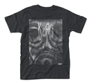 KORN - T-SHIRT, GAS MASK