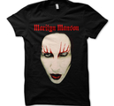 MARILYN MANSON - T-SHIRT, FACE