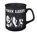 THIN LIZZY - MUG, BAND SHOT