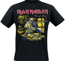 IRON MAIDEN - T-SHIRT, PIECE OF MIND