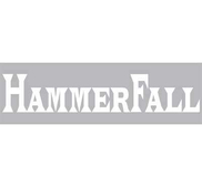 HAMMERFALL - CAR STICKER