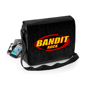 BANDIT - MESSENGER BAG, LOGO