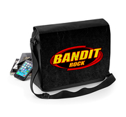 BANDIT - MESSENGER BAG, LOGO