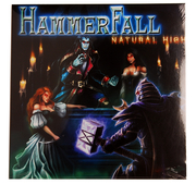 "HAMMERFALL - NATURAL HIGH 10"""