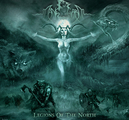 MÅNEGARM - LEGIONS OF THE NORTH (CD)
