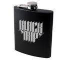 BLACK TRIP - SPIRIT FLASK, LOGO