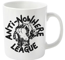 ANTI NOWHERE LEAGUE - MUG, LOGO