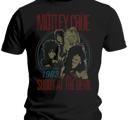MÖTLEY CRÜE - T-SHIRT, WORLD TOUR 83 SATD