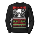 MEGADETH - SWEATSHIRT, COUNTDOWN TO CHRISTMAS