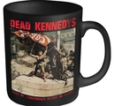 DEAD KENNEDYS - MUG, CONVENIENCE OR DEATH