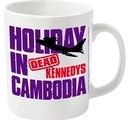 DEAD KENNEDYS - MUG, HOLIDAY IN CAMBODIA