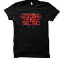 IMPERIAL STATE ELECTRIC - T-SHIRT, RED LOGO