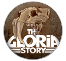 THE GLORIA STORY - STICKER, BEAST