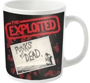 EXPLOITED, THE - MUG, PUNKS NOT DEAD