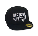 HARDCORE SUPERSTAR - CAP, CROSS LOGO (3D)