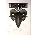DENIMGOAT - SIGNED PRINT (LIMITED EDT.)