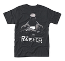 MARVEL THE PUNISHER - T-SHIRT, KNIGHT