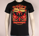 EUROPE - T-SHIRT, DEMON HEAD