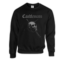 Candlemass - Silver Skull Sweatshirt