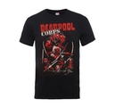 MARVEL DEADPOOL - T-SHIRT, DEADPOOL FAMILY CORPS