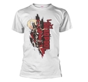 MARVEL DEADPOOL - T-SHIRT, LADY DEADPOOL