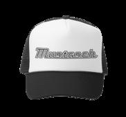 MUSTASCH - TRUCKER CAP, LOGO