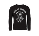 SONS OF ANARCHY - KNITTED JUMPER, SKULL REAPER