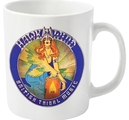 HAWKWIND - MUG, BRITISH TRIBAL