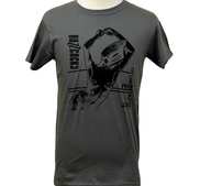 BUZZCOCKS - T-SHIRT, EVER FALLEN IN LOVE (CHARCOAL)
