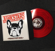JUNKSTARS - FRENCH HOT DOG (VINYL)