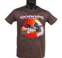 EUROPE - T-SHIRT, WINGS OF TOMORROW, 2011 EDT. (CHARC.)