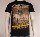CRASHDIET - T-SHIRT, SAVAGE PLAYGROUND