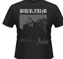 BURZUM - T-SHIRT, ASKE
