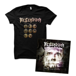 BESSERBITCH - PRETENDERS & LIARS (BUNDLE)