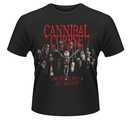 CANNIBAL CORPSE - T-SHIRT, BUTCHERED AT BIRTH (2015)