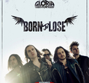 THE GLORIA STORY - BORN TO LOSE (LP)