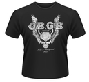 CBGB - T-SHIRT, SKULL WINGS