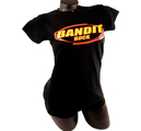BANDIT - LADY T-SHIRT, LOGO
