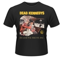 DEAD KENNEDYS - T-SHIRT, IN GOD WE TRUST