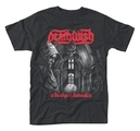 DEATHWISH - T-SHIRT, AT THE EDGE OF DAMNATION
