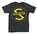 DEPARTMENT S - T-SHIRT, LOGO